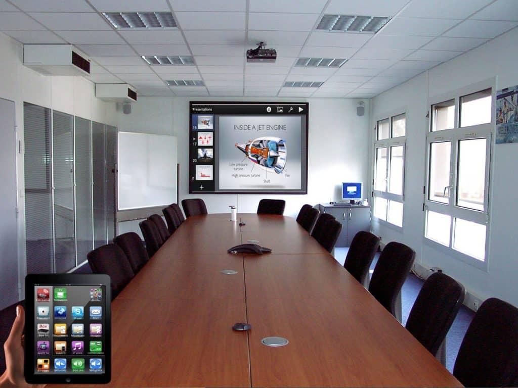 Salle de conférence domotisé languedoc-roussillon